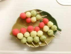 お花見のお菓子簡単レシピ