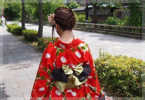 花火大会の髪型【ロング・簡単】可愛い編み込み・2015年