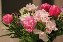 結婚式の花選び・冬の花の種類と色