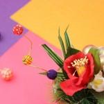 正月ならではの花の意味と贈り物にしたい正月アレンジメントは?