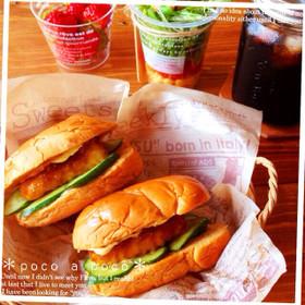 イカ天サンドイッチ