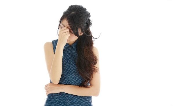 花粉症からくる頭痛